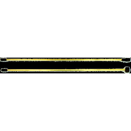 Baumspritzrohr, 2 teilig, Messing, 150 cm