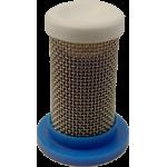 El filtro con válvula de bola