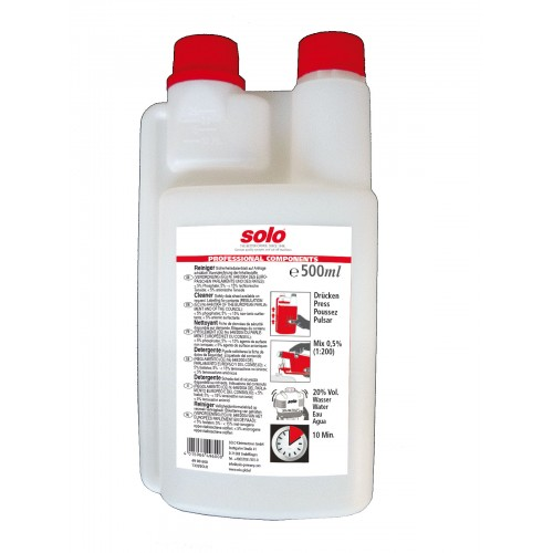 Nettoyant d'herbicide