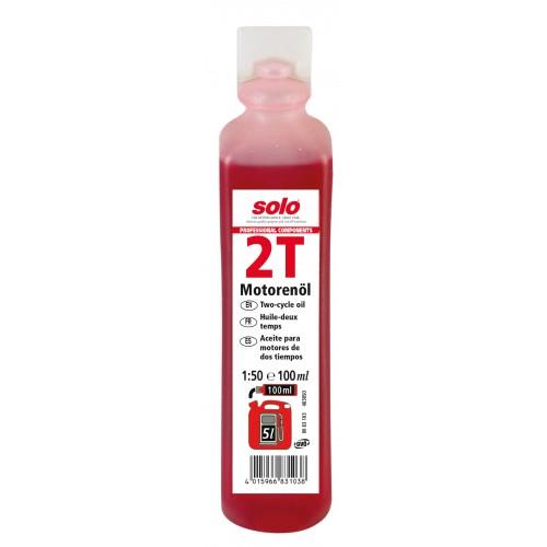 SOLO Profi 2T engine oil 100 ml