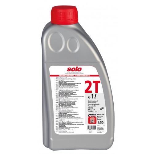 Aceite de motor de dos tiempos profesional de SOLO 1 litro