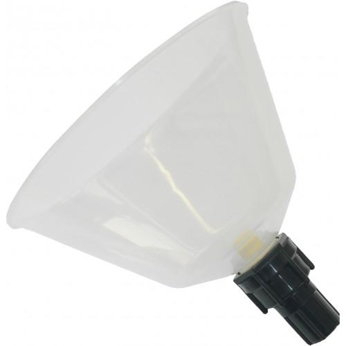 Protector de pulverizado redondo, Ø 15 cm