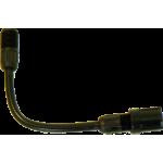 Spritzrohrverlängerung biegsam 15 cm