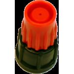 Boquilla de pulverización de chorro alto de plástico