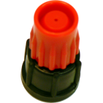 High reach spray nozzle, plastic