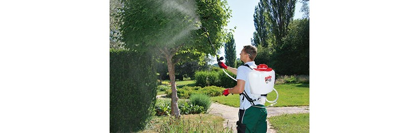 SOLO COMFORT Backpack Sprayer