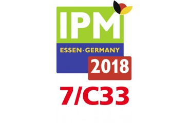 Visit us at the IPM in Essen in Hall 7, Stand C33
