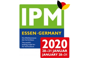 Visit us at the IPM in Essen in Hall 3, Stand E59