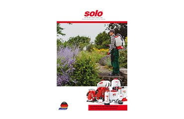 New SOLO Plant Protection Catalog 2021
